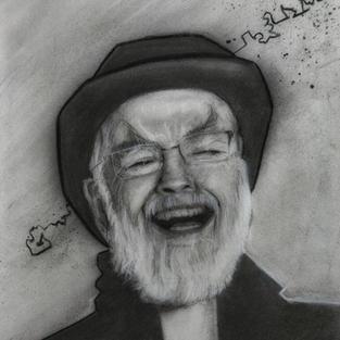 Sir Terry Pratchett (2020)  - SOLD