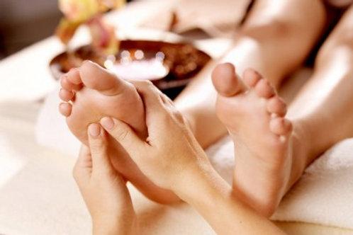 beauté des pieds et vernis semi permanent