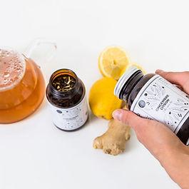 gingembre citron