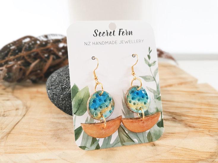 Little Boat earrings