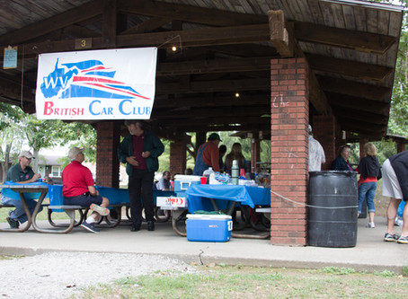 October Picnic and Monthly Meeting