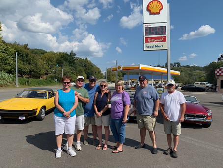 Carter Caves Cruise 2019
