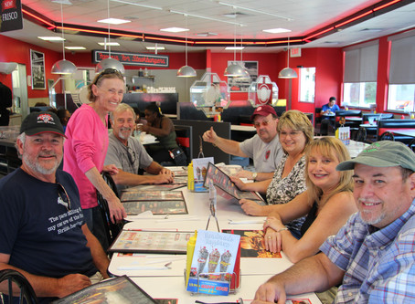 Flash Cruise to Steak & Shake