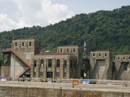 Monthly Meeting & Tour of the Marmet Locks & Dam