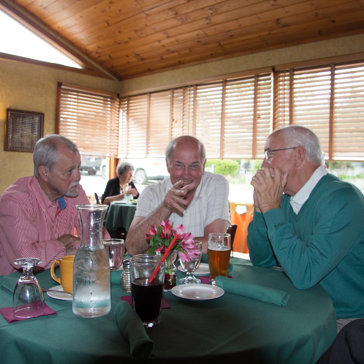 Larry, Richard & Larry