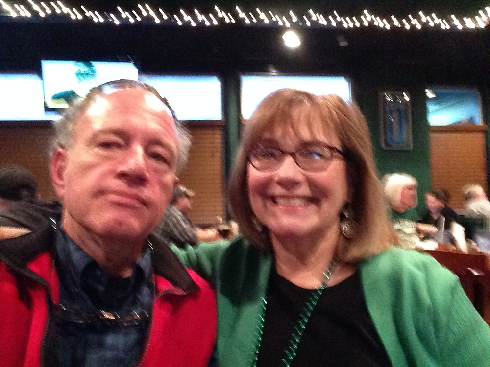 Mark & Connie