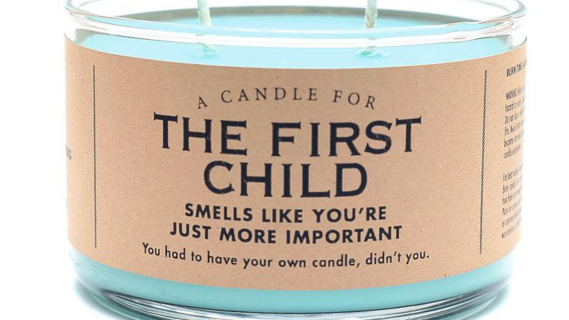 Whiskey River Candles - The First Child