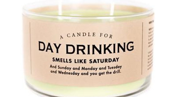 Whiskey River Candles - Day Drinking