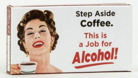 Blue Q Gum - Step Aside Coffee