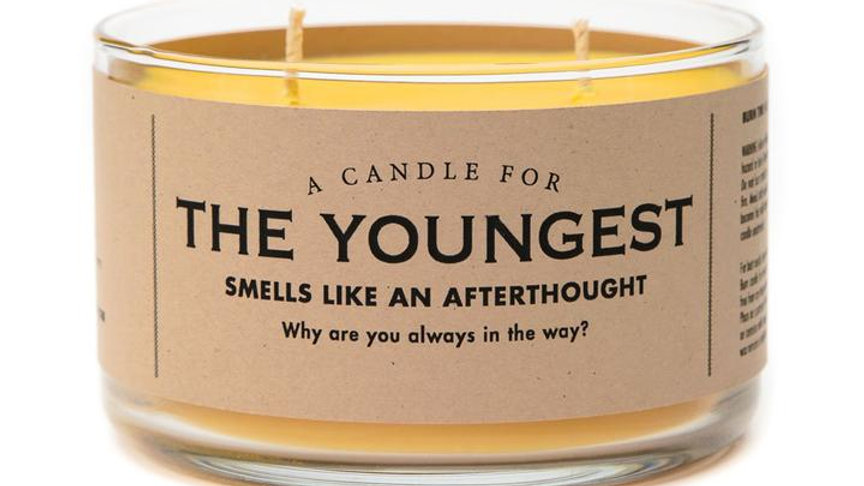 Whiskey River Candles - The Youngest