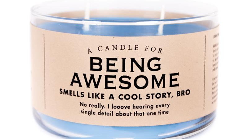 Whiskey River Candles - Being Awesome