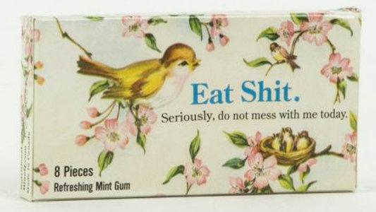 Blue Q Gum - Eat Sh*t