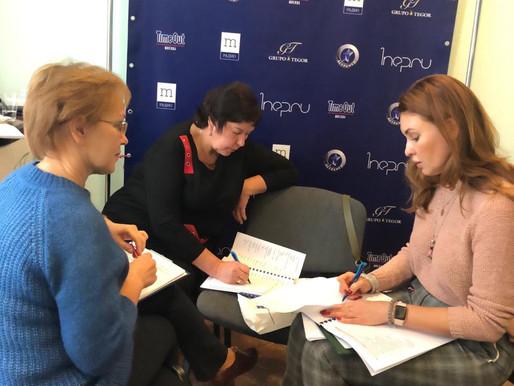 В Москве прошел 2 Модуль школы PRO-AGE терапии