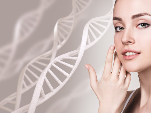 Косметология на уровне генетики