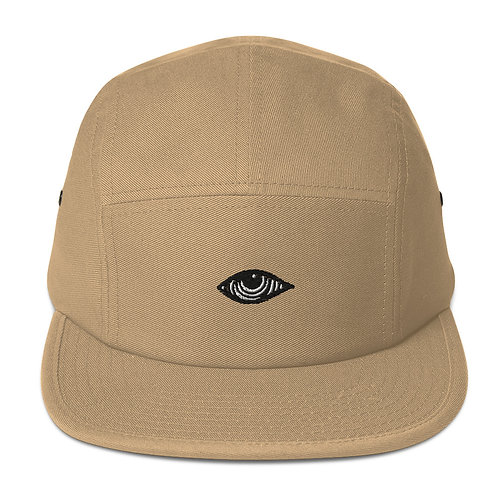 Five Panel Eye Stamp Hat