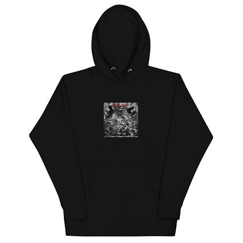 scream hoodie