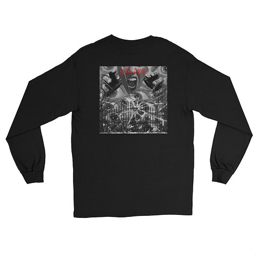scream long sleeve tee