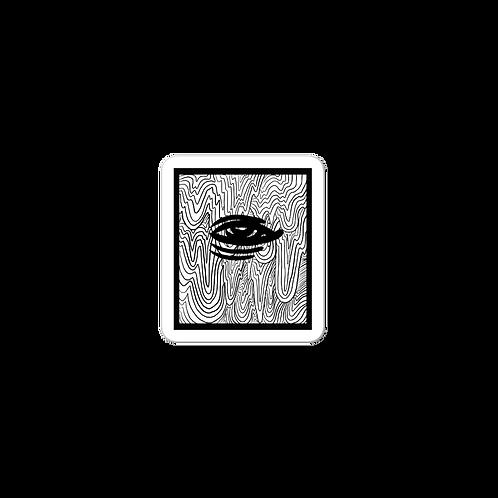 Box Logo Sticker