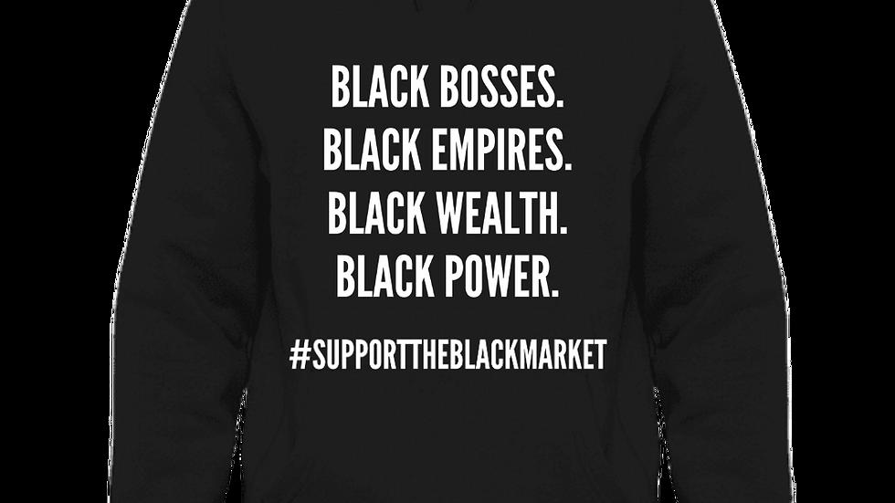 Black Bosses Hoodie
