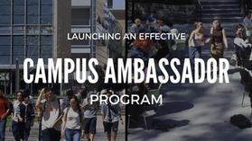 Hiring Now: Orlando - UCF Campus Ambassador