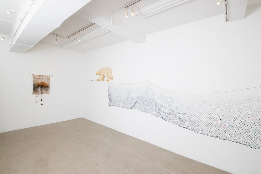 SUZUKI JUNKO ーなめとこ山の熊ー Steps Gallery(銀座)