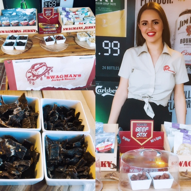 Quakers Hill Jerky Tasting