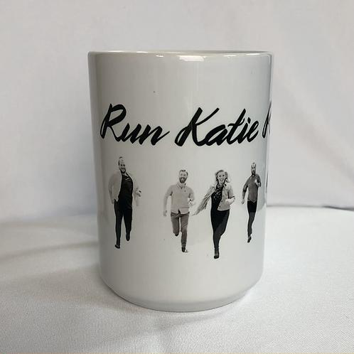 Run Katie Run Mug