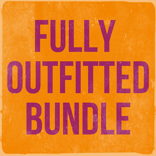Fully Outfitted Bundle