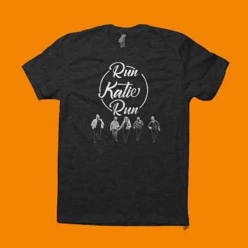 Run Katie Run Unisex T-Shirt