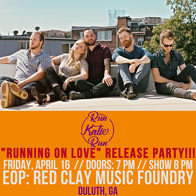 EOP Red Clay Music Foundry Run Katie Run