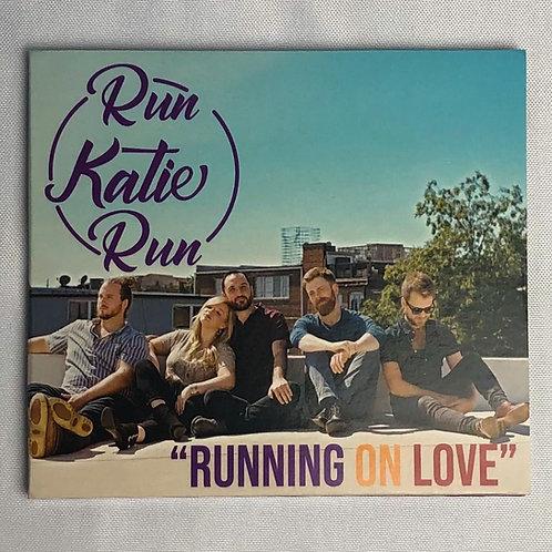 """Running On Love"" CD"