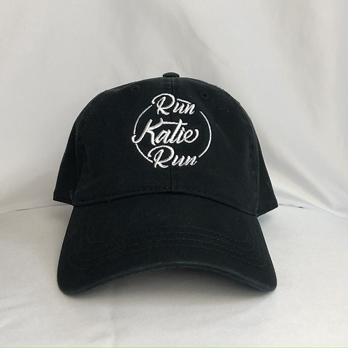 Run Katie Run Embroidered Logo Hat