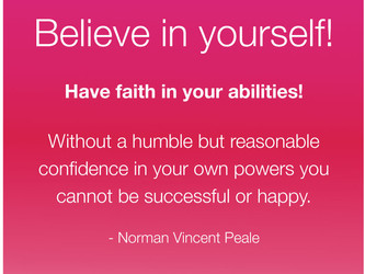 Faith is the answer...