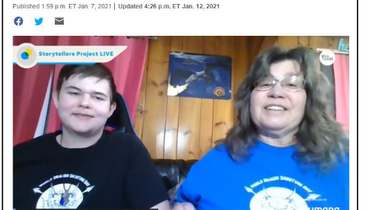 Watch the latest Storytelling event by Wyatt and Dorothy now.