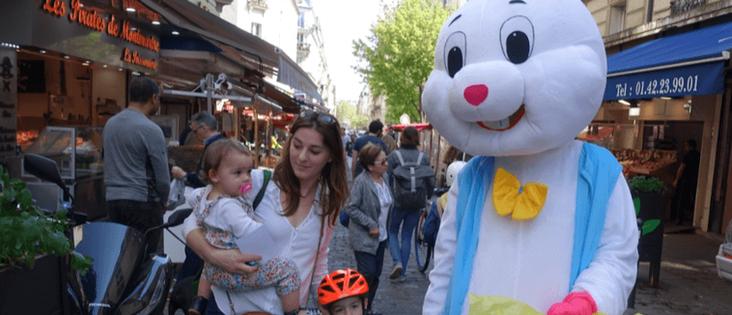 Pâquito rue Duhesme