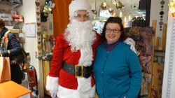 Père Noël chez Altermundi 135 rue Ordener