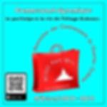 ACQO - Sticker rectangulaire 12 x 12 - 2