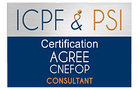 Logo ICPF & PSI Agree CNEFOP Consultant.