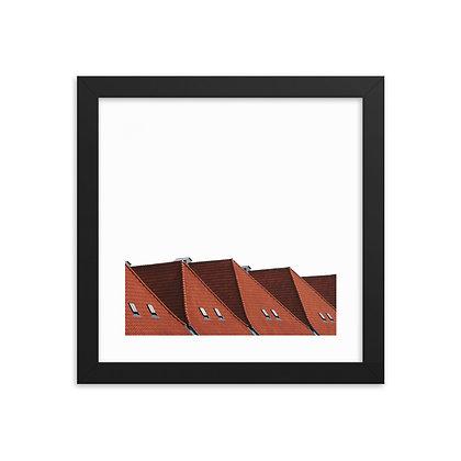 Framed - Toblerone