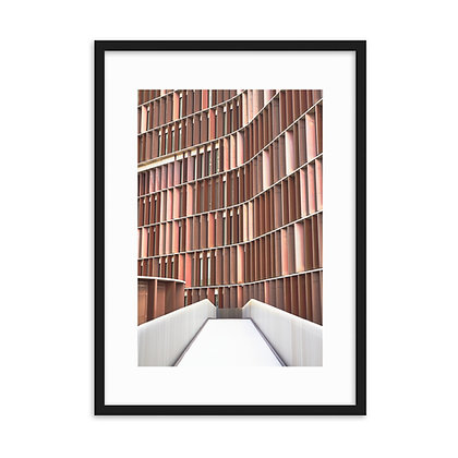 Framed - Sexy Copper