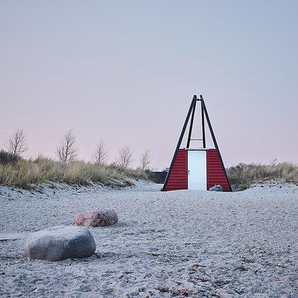 Arken beach cabin - Ishøj, Denmark
