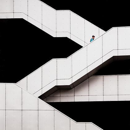Kronen Stairs - Ishøj, Denmark