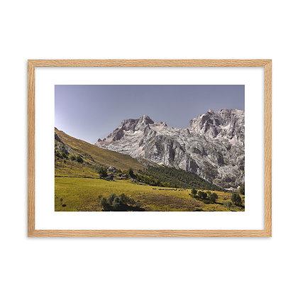 Framed - Urriellu