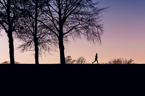 Running Man - København, Denmark