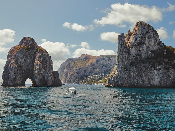 Filo - Capri, Talia