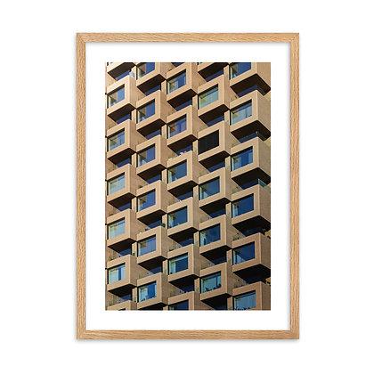 Framed - OMA's #2 - Stockholm, Sweden