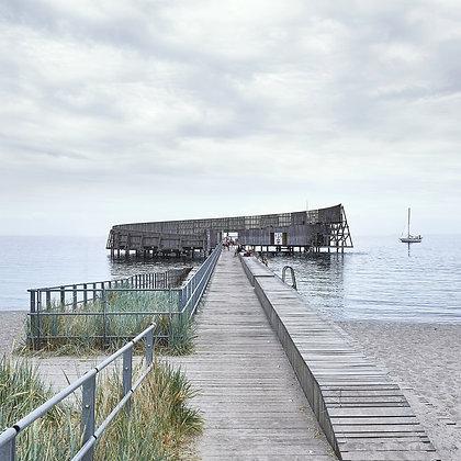 Søbad Platform - Kastrup, Denmark