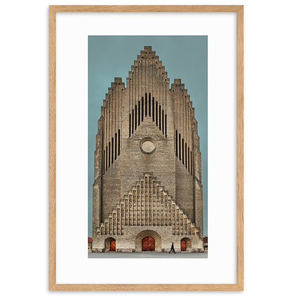 Framed - Grundtvig Church