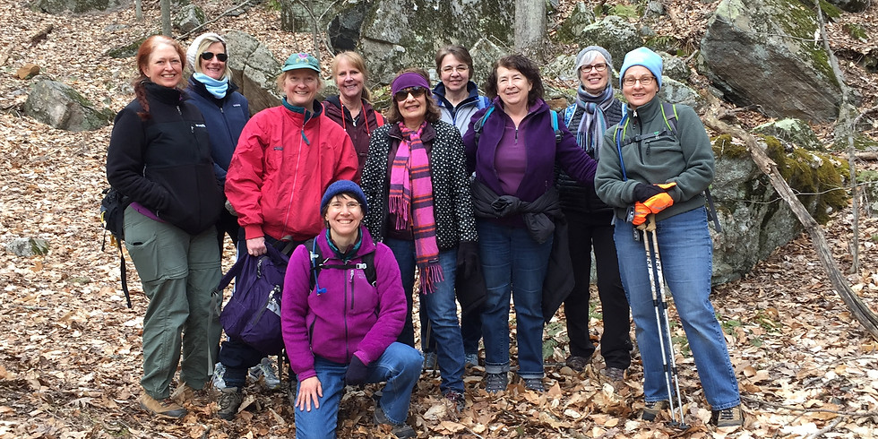 WoW Hike at Timberland Woods, Guilford