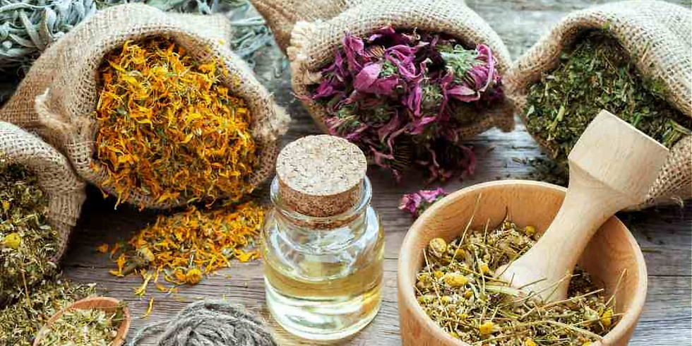 Adult Herbal: Nervousness and Stress Relief